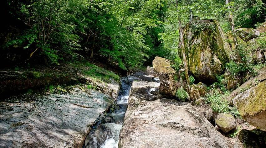 Pesenbachtal - Naturschauspiel